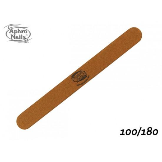 Fa körömreszelő 100/180 barna